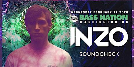 Bass Nation DC feat. INZO tickets