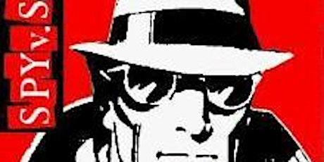 Spy V Spy plus supports tickets
