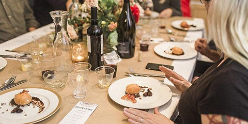 Measured Misalignments Pop-Up Dinner with In•Season