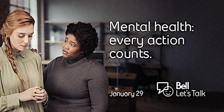 Exploring Mental Illness & Stigma tickets