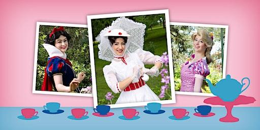 Splendidly Spring Tea 2020