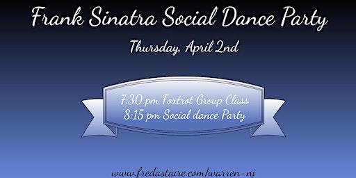Frank Sinatra Social Dance Party