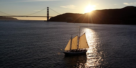Saturday Sunset Sail on San Francisco Bay - Fall and Winter 2020 tickets