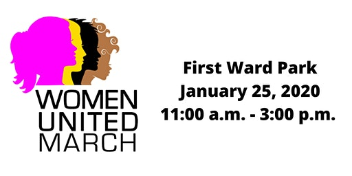 Charlotte Women United March