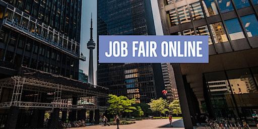 Startup Job Fair Online: Talent Registration