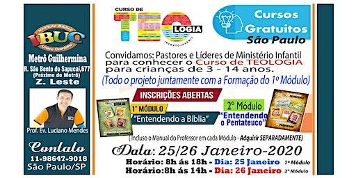 FORMAÇÃO IBUC  SÃO PAULO 1º MÓDULO - GRATUITO