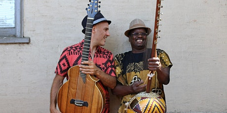 Fula Brothers at Eric Schneider's Santa Cruz House Concerts tickets
