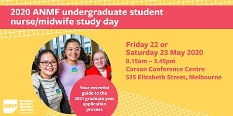 Undergraduate Student Nurse/Midwife Study Day 2020 tickets
