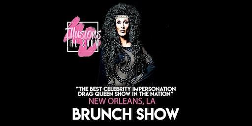 Illusions The Drag Brunch New Orleans - Drag Queen Brunch Show - New Orleans LA