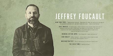 Jeffrey Foucault tickets