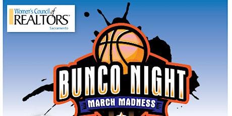 Bunco Night - March Madness tickets