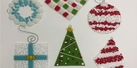 Kiln Forming: Ornament Workshop | 2020 tickets