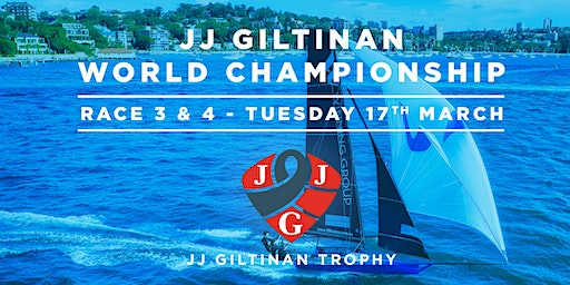 JJ Giltinan World Championship - Race 3 & 4