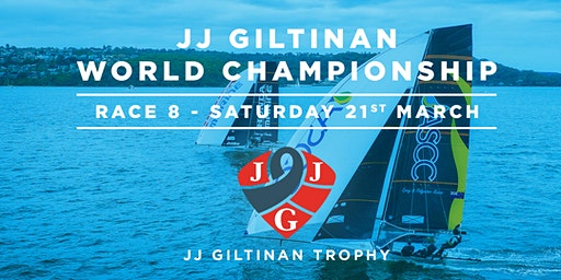 JJ Giltinan World Championship - Race 8