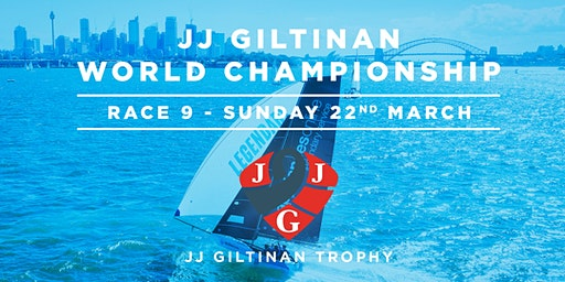 JJ Giltinan World Championship - Race 9