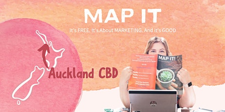 MAP IT - Free Marketing Training for Small Business Owners (AUCKLAND CBD) tickets