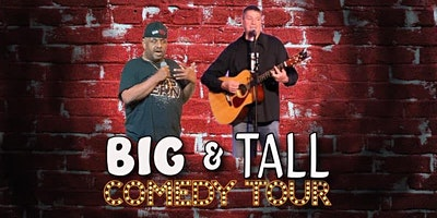 NYC Comedy - The Big and Tall Comedy Tour at Broad