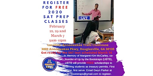 Free SAT Prep Classes for Douglas County Students