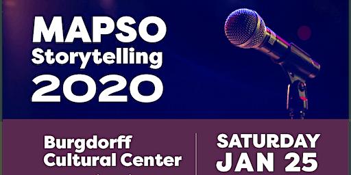 Mapso Storytelling 2020