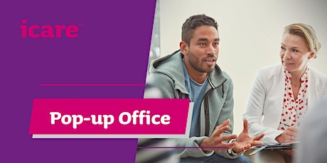 5 February 2020 - icare Pop Up Office - Kempsey tickets