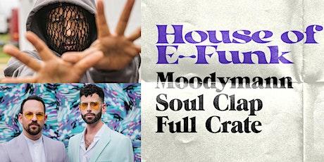 MOODYMANN + SOUL CLAP + FULL CRATE at 1015 FOLSOM tickets
