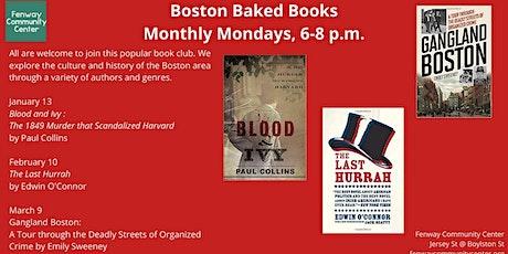Boston Baked Books tickets