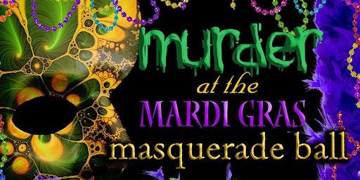 Murder at the Mardi Gras Masquerade Ball