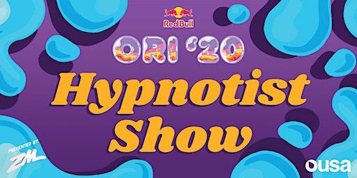 Hypnotist Show