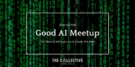 The Good AI Meetup tickets