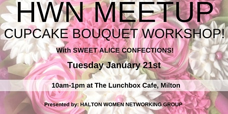 HALTON WOMEN NETWORKING - January MEETUP  tickets