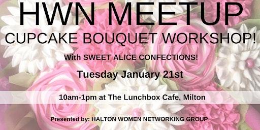 HALTON WOMEN NETWORKING - January MEETUP