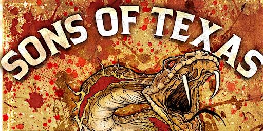 SONS OF TEXAS & SUNFLOWER DEAD