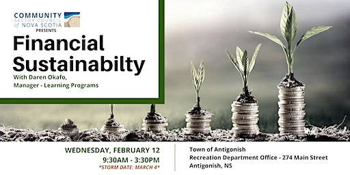 Financial Sustainability - HIGHLANDS