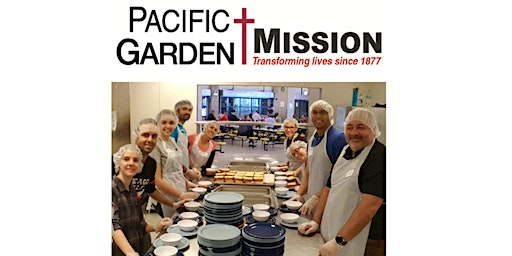 SSC's Day of Service - Pacific Garden Mission - Jan 2020