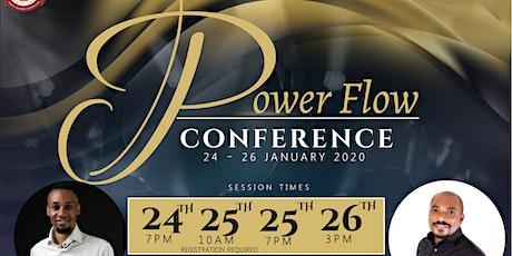 Power Flow Conference - Prophetic  Workshop tickets