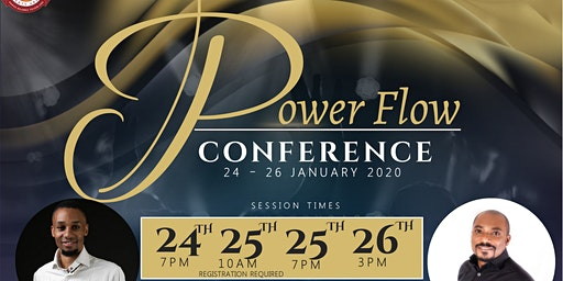 Power Flow Conference - Prophetic  Workshop