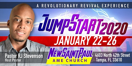 JumpStart 2020 Revival Experience tickets