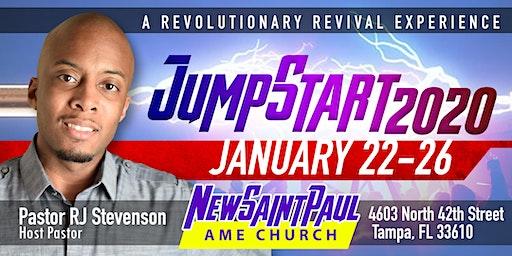 JumpStart 2020 Revival Experience