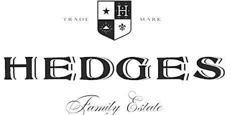 Hedges Family Estate Spotlight Tasting tickets