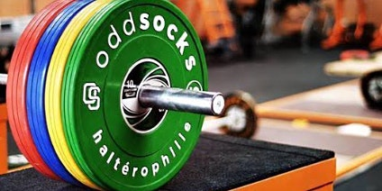 All Comers Weightlifting Competition