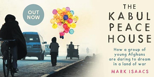 Afghan Women On The Move Presents The Kabul Peace House book talk