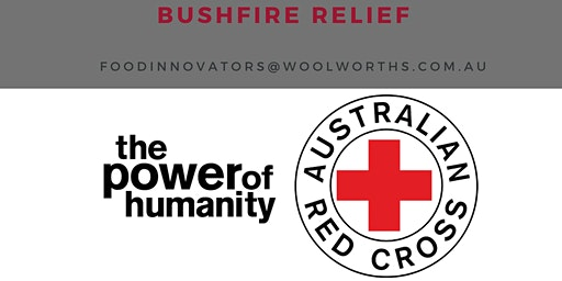 Best of Food Innovators - Bushfire Relief