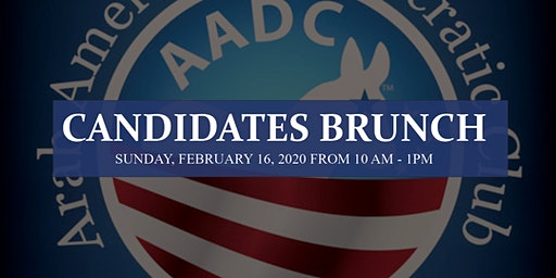 AADC's Annual Candidates Brunch