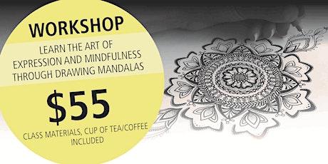 Mindfulness Through Mandalas tickets