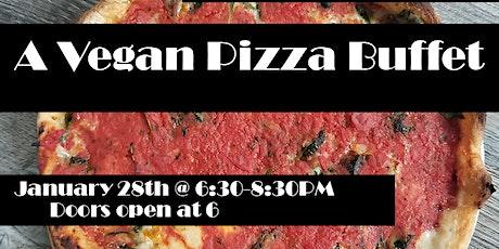 Vegan Pizza Buffet tickets