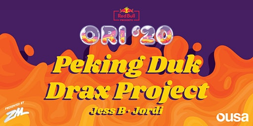 Peking Duk, Drax Project, JessB & Jordi