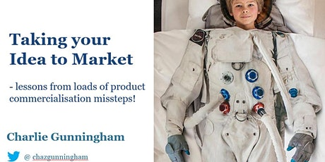 Taking Your Idea to Market: Lessons from Product Commercialisation Missteps tickets