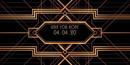 Gala for HOPE