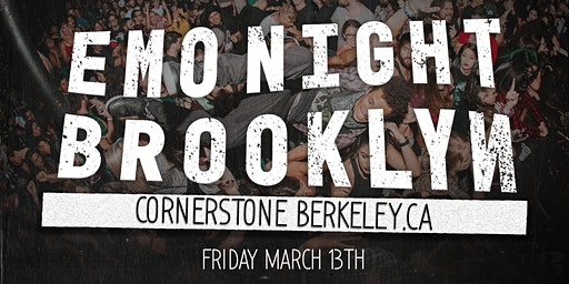 Emo Night Brooklyn: Berkeley