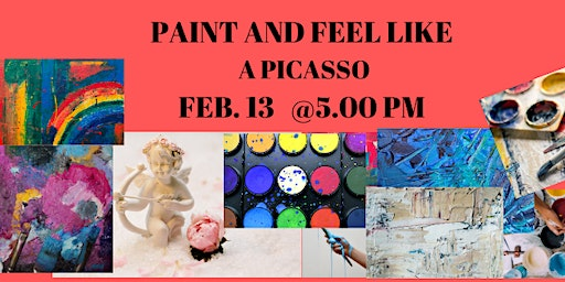Paint, eat, and feel like a Picasso